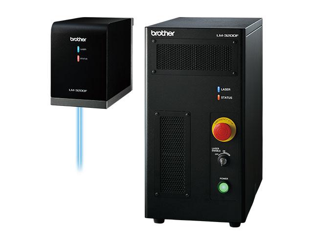 ファイバーレーザーマーカー LM-3200F / LM-3200F PC / LM-3500F PC